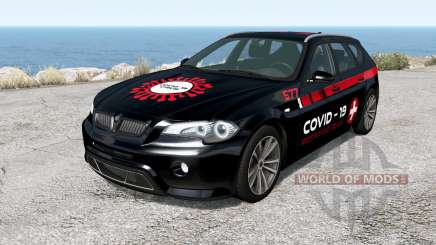 ETK 800-Series COVID-19 Rapid Response pour BeamNG Drive