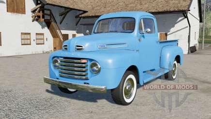 Ford F-1 Flareside 1948 pour Farming Simulator 2017