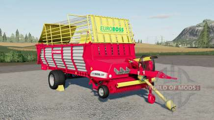 Pottinger EuroBoss 330 Ʈ pour Farming Simulator 2017