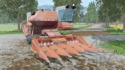 SK-5 Нивɑ für Farming Simulator 2015