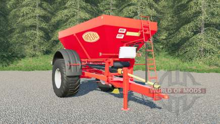 Bredal K105 & K165 VSW für Farming Simulator 2017