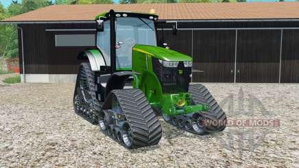 John Deere 7310R Quadtraꞔ für Farming Simulator 2015
