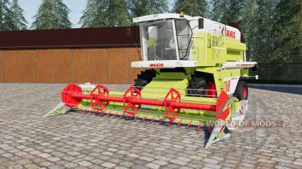 Claas Mega 208 Dominatoᵲ pour Farming Simulator 2017
