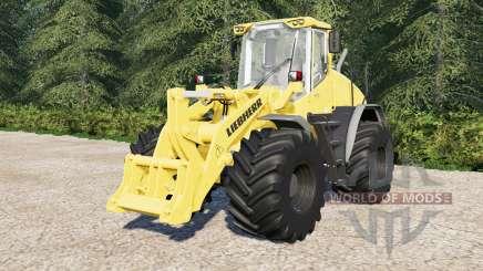 Liebherr L538 with color choice pour Farming Simulator 2017
