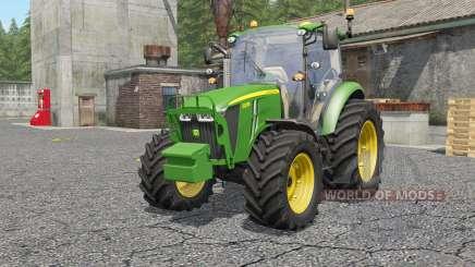 John Deere 5085M-5150Ⰼ für Farming Simulator 2017