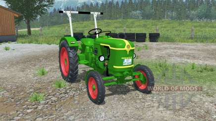 Deutz D 25 pour Farming Simulator 2013