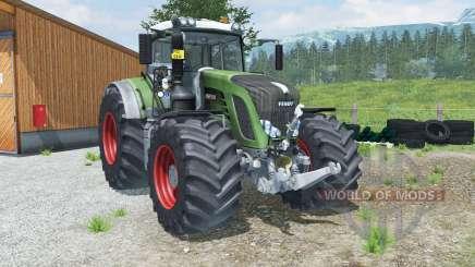 Fendt 933 Vario pour Farming Simulator 2013