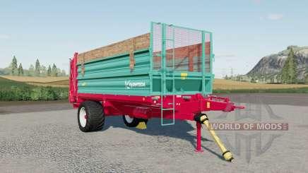 Farmtech Superfex ৪00 für Farming Simulator 2017