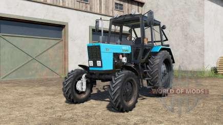 MTZ-82.1 Беларуȼ pour Farming Simulator 2017