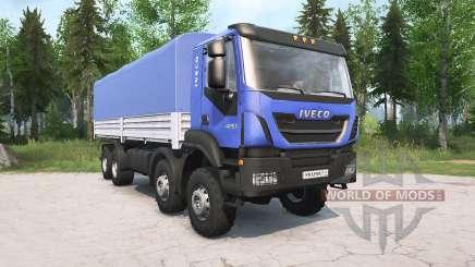 Iveco Trakker 420 8x8 für MudRunner
