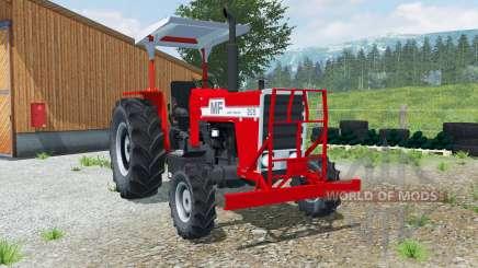 Massey Ferguson 265 Capota pour Farming Simulator 2013