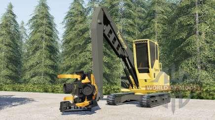 Tigercat 8৪0 pour Farming Simulator 2017