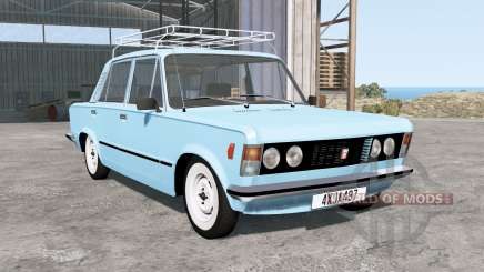 Fiat 125p pour BeamNG Drive