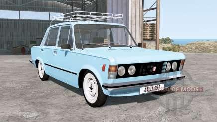 Fiat 125p für BeamNG Drive