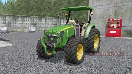 John Deere 5085M-5150Ɱ für Farming Simulator 2017