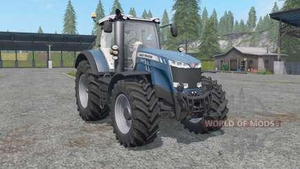 Massey Ferguson 8727〡8732〡87ろ7 für Farming Simulator 2017
