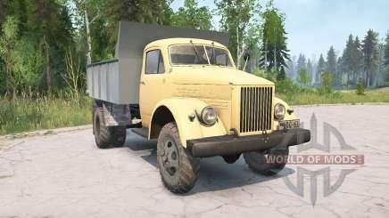 GAZ-51 für MudRunner