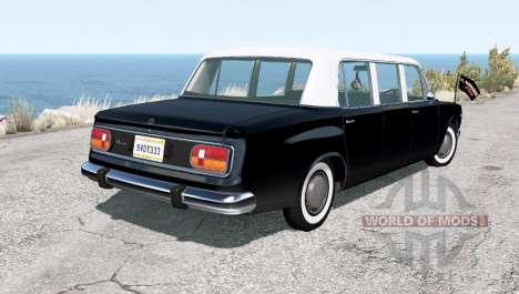 Ibishu Miramar Limousine v2.0 pour BeamNG Drive