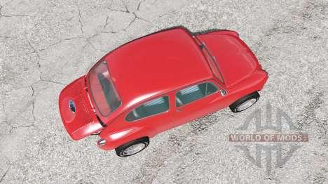 Autobello Piccolina V8 pour BeamNG Drive