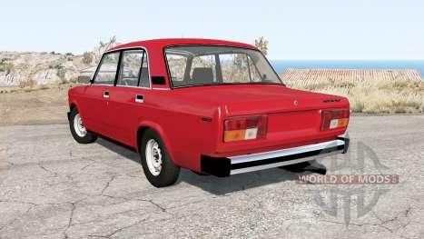 VAZ-Lada 2105 pour BeamNG Drive