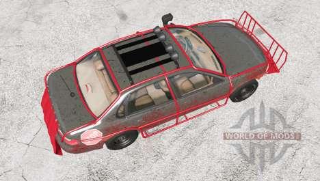 Ibishu Pessima Off-Road v2.3b pour BeamNG Drive