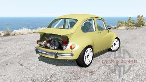 Autobello Piccolina EJ207 STI v1.1 pour BeamNG Drive