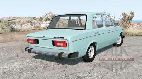 VAZ-Lada 2106 pour BeamNG Drive