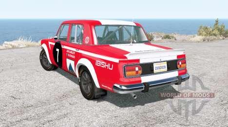 Ibishu Miramar Rally v0.1 pour BeamNG Drive