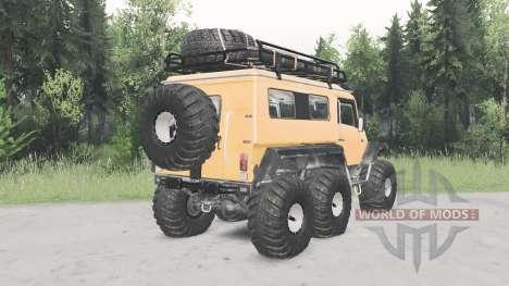 Trekol VEGA pour Spin Tires