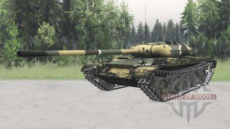 T-54 pour Spin Tires