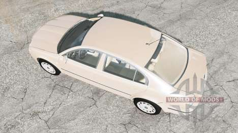 Skoda Superb (3U) 2006 pour BeamNG Drive