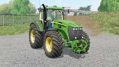 John Deere 7020-serieᵴ pour Farming Simulator 2017