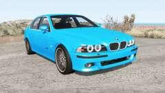 BMW M5 (E39) 2001 pour BeamNG Drive