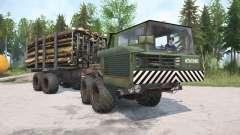 KrAZ-6434 pour MudRunner