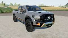 Nissan Titan Warrior 2016 für Farming Simulator 2017