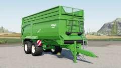 Krampe Bandiƫ 750 für Farming Simulator 2017