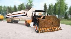 Mack R600 The Tanker pour MudRunner