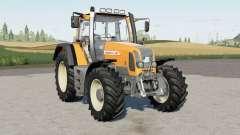 Fendt Favorit 700 Variø pour Farming Simulator 2017