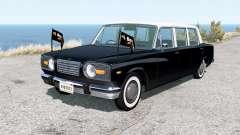 Ibishu Miramar Limousine v2.0 für BeamNG Drive