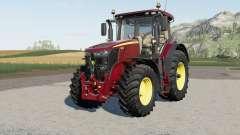 John Deere 7230R〡7250R〡7270R〡7290R〡7310Ꞧ pour Farming Simulator 2017