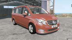 Mercedes-Benz Vito (W447) 2015 pour BeamNG Drive