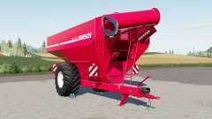 Horsch Titan 34 UⱲ pour Farming Simulator 2017
