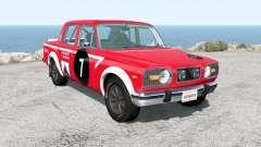 Ibishu Miramar Rally v0.1 für BeamNG Drive