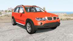 BMW X5 (E53) 2002 pour BeamNG Drive