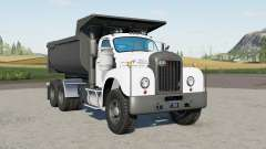 Mack B61 dump truck 1963 pour Farming Simulator 2017