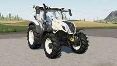 New Holland T6.125〡T6.155〡T6.175〡T6.240 für Farming Simulator 2017