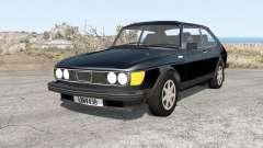 Saab 99 Turbo combi coupe 1978 für BeamNG Drive