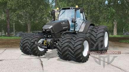 Deutz-Fahr 7250 TTV Agrotroŋ pour Farming Simulator 2015