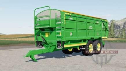 Broughan 16ft für Farming Simulator 2017