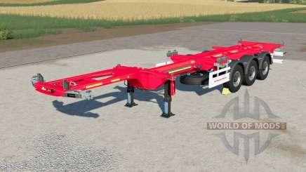 Kassbohrer K. SHƓ für Farming Simulator 2017